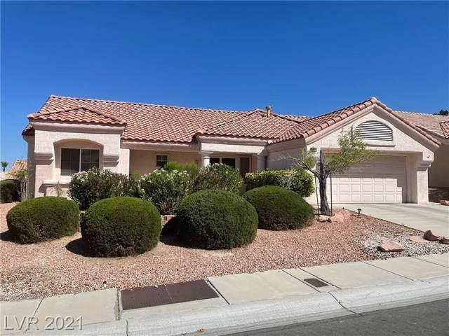 2812 Lotus Hill Drive, Las Vegas, NV 89134 (MLS #2303084) :: The Shear Team