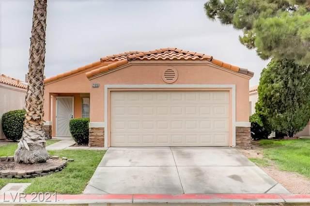2105 Calm Sea Avenue, Las Vegas, NV 89106 (MLS #2303090) :: Lindstrom Radcliffe Group