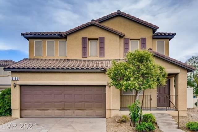 9136 Starling Wing Place, Las Vegas, NV 89143 (MLS #2303091) :: Custom Fit Real Estate Group