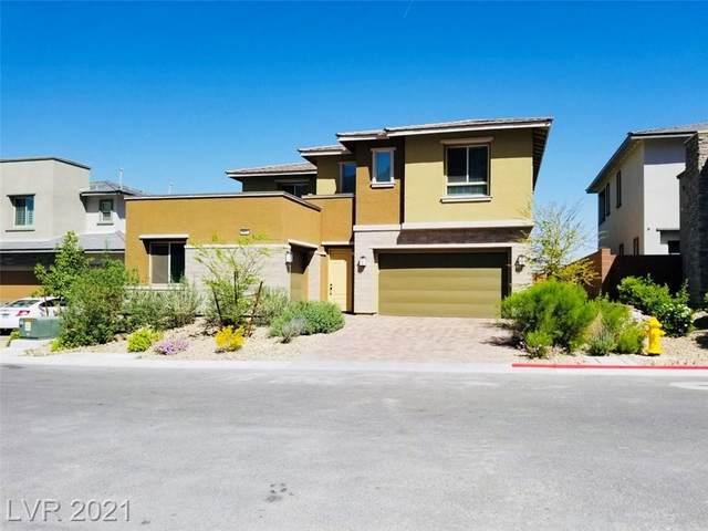 6440 Farness Street, Las Vegas, NV 89135 (MLS #2303109) :: Signature Real Estate Group