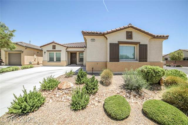 5036 Alejandro Way, North Las Vegas, NV 89031 (MLS #2303133) :: Jack Greenberg Group