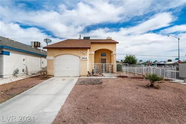 3648 Whispring Native Court, Las Vegas, NV 89115 (MLS #2303138) :: Lindstrom Radcliffe Group