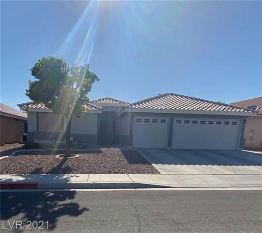 5125 Stone Cove Street, North Las Vegas, NV 89081 (MLS #2303144) :: Jack Greenberg Group