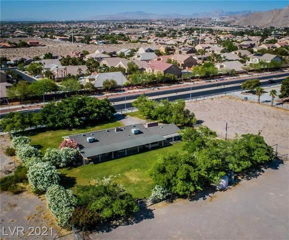 8920 W Lone Mountain Road, Las Vegas, NV 89129 (MLS #2303152) :: Custom Fit Real Estate Group