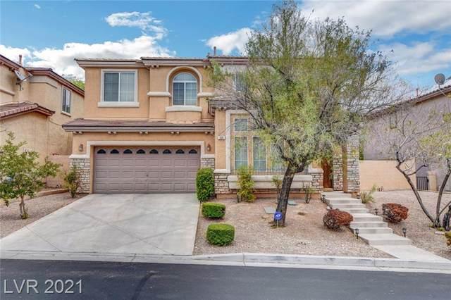 556 Delta Rio Street, Las Vegas, NV 89138 (MLS #2303156) :: Jeffrey Sabel