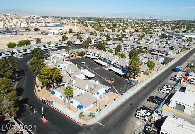 5365 Angler Circle #202, Las Vegas, NV 89122 (MLS #2303175) :: DT Real Estate