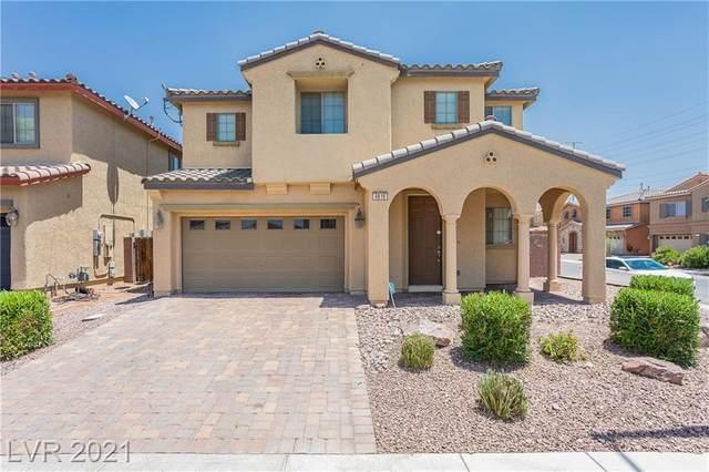 4816 Teal Petals Street, North Las Vegas, NV 89081 (MLS #2303182) :: Vestuto Realty Group