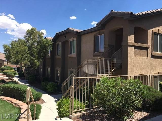 8805 Jeffreys Street #2022, Las Vegas, NV 89123 (MLS #2303189) :: Lindstrom Radcliffe Group