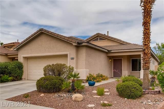 3208 Robins Creek Place, Las Vegas, NV 89135 (MLS #2303191) :: The Shear Team