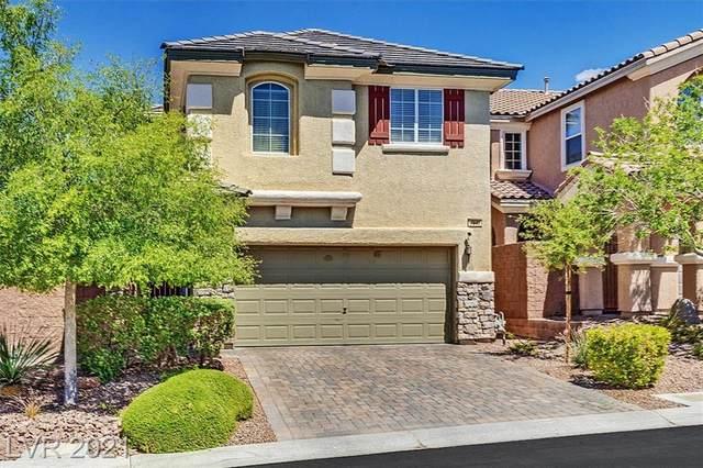 7648 Gatsby House Street, Las Vegas, NV 89166 (MLS #2303199) :: Jack Greenberg Group