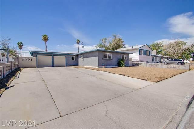 4509 Amherst Lane, Las Vegas, NV 89107 (MLS #2303216) :: Lindstrom Radcliffe Group