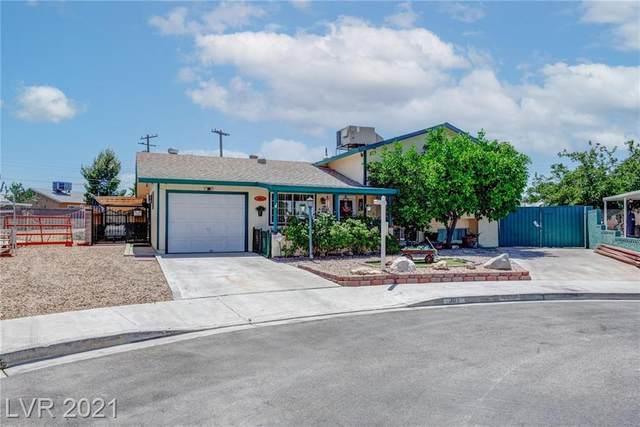 305 Duke Circle, Las Vegas, NV 89107 (MLS #2303224) :: Custom Fit Real Estate Group