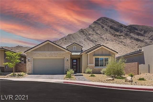 3007 Sierra Juniper Court, Las Vegas, NV 89138 (MLS #2303225) :: Jack Greenberg Group