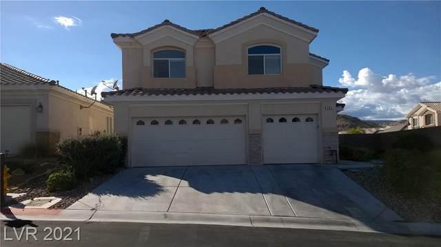 135 Corey Creek Court #0, Las Vegas, NV 89148 (MLS #2303249) :: Jeffrey Sabel