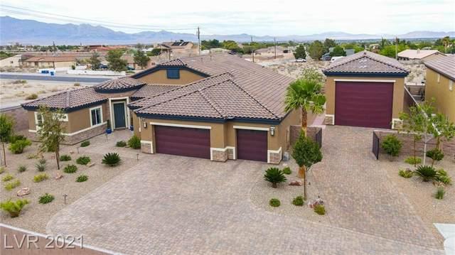 5680 Willow Canyon Street, Las Vegas, NV 89149 (MLS #2303268) :: Jack Greenberg Group