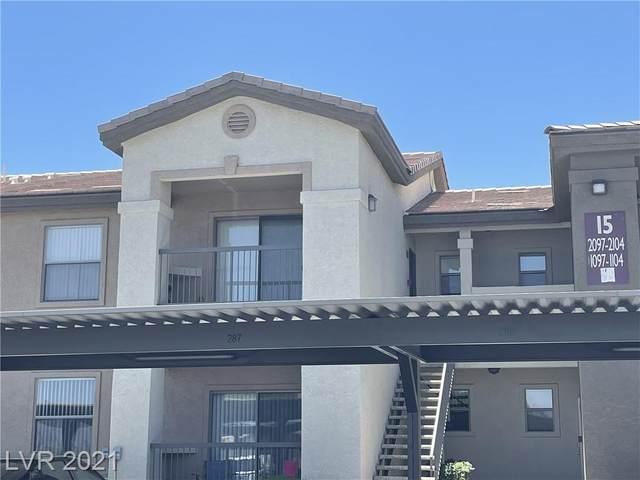 8000 Badura Avenue #1103, Las Vegas, NV 89113 (MLS #2303284) :: DT Real Estate