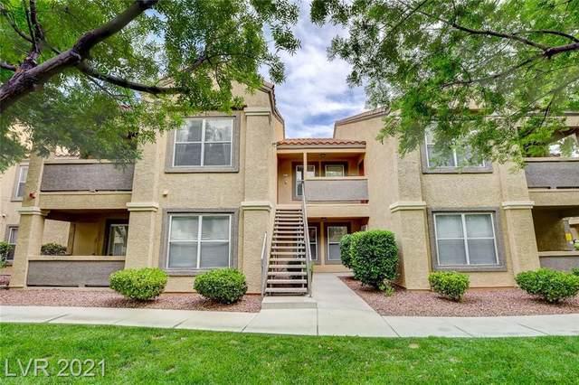 2300 E Silverado Ranch Boulevard #2150, Las Vegas, NV 89183 (MLS #2303293) :: Jack Greenberg Group