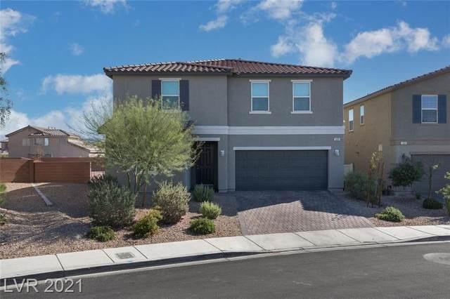 608 Desert Senna Avenue, North Las Vegas, NV 89030 (MLS #2303313) :: Lindstrom Radcliffe Group