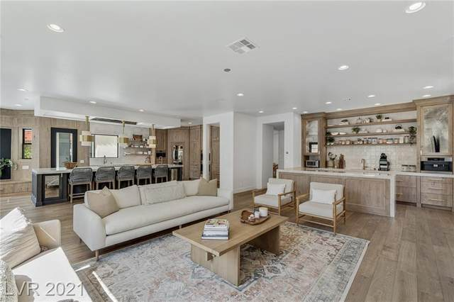 4933 Mountain Creek Drive, Las Vegas, NV 89148 (MLS #2303315) :: DT Real Estate