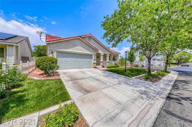 1470 Lamplight Village Lane, Las Vegas, NV 89183 (MLS #2303323) :: Lindstrom Radcliffe Group