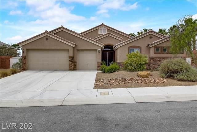 6010 Alpine Estates Circle, Las Vegas, NV 89149 (MLS #2303330) :: Jack Greenberg Group