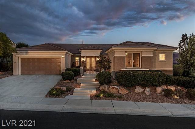 2667 Evening Sky Drive, Henderson, NV 89052 (MLS #2303331) :: Hebert Group | Realty One Group