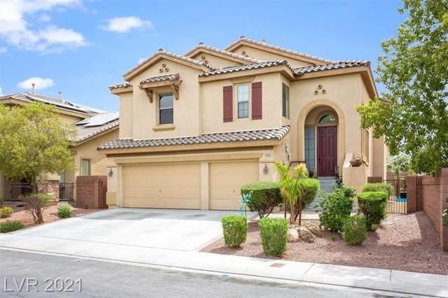 5840 Armide Street, North Las Vegas, NV 89081 (MLS #2303334) :: Jeffrey Sabel