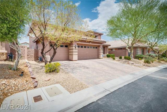 7906 Sleeping Lily Drive #6, Las Vegas, NV 89178 (MLS #2303336) :: Galindo Group Real Estate