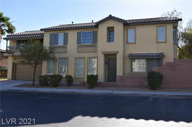 3597 Pinnate Drive, Las Vegas, NV 89147 (MLS #2303366) :: Kypreos Team