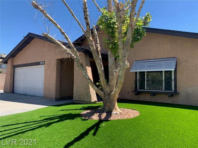 3578 Red Rock Street, Las Vegas, NV 89103 (MLS #2303367) :: Vestuto Realty Group