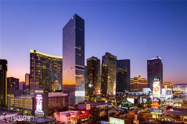 3726 Las Vegas Boulevard #3503, Las Vegas, NV 89158 (MLS #2303369) :: The Shear Team