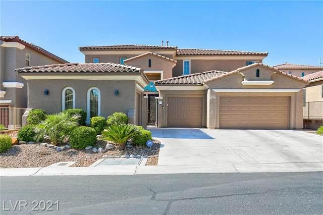 10017 Scenic Walk Avenue, Las Vegas, NV 89149 (MLS #2303392) :: Jack Greenberg Group