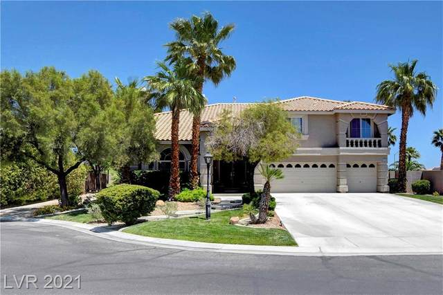 4116 Mansion Hall Court, Las Vegas, NV 89129 (MLS #2303430) :: Hebert Group | Realty One Group
