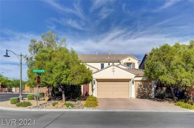 7809 Campers Village Avenue, Las Vegas, NV 89178 (MLS #2303433) :: Lindstrom Radcliffe Group