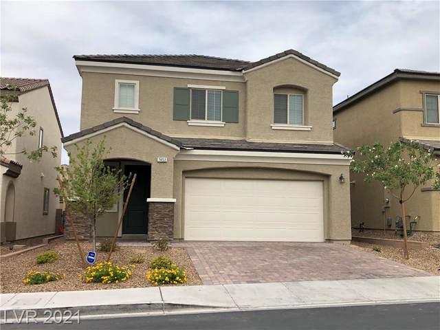 7452 Amesbury Street, Las Vegas, NV 89113 (MLS #2303442) :: Lindstrom Radcliffe Group