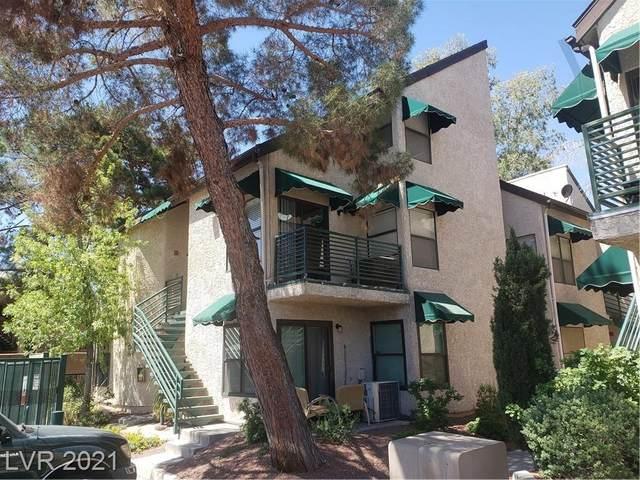 540 Elm Drive #204, Las Vegas, NV 89169 (MLS #2303450) :: Hebert Group | Realty One Group