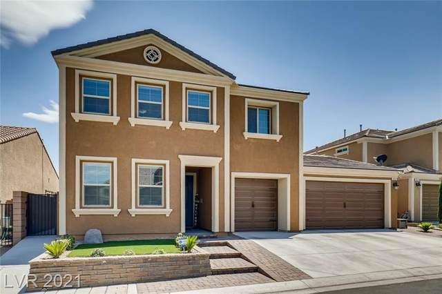 1021 Claystone Ridge Avenue, North Las Vegas, NV 89084 (MLS #2303456) :: Vestuto Realty Group
