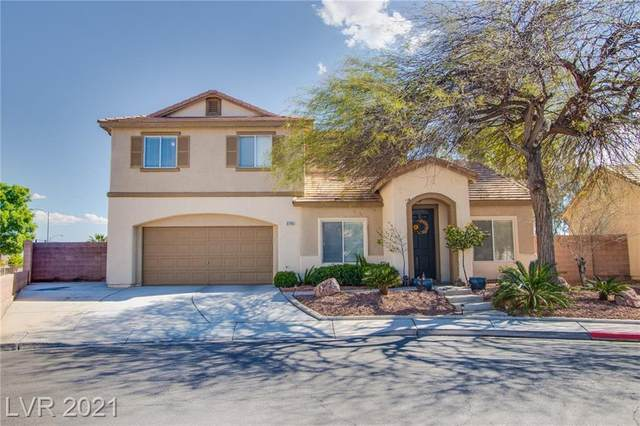 3715 Champagne Wood Drive, North Las Vegas, NV 89031 (MLS #2303461) :: Jack Greenberg Group