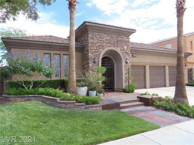 11264 Golden Chestnut Place, Las Vegas, NV 89135 (MLS #2303473) :: Jeffrey Sabel
