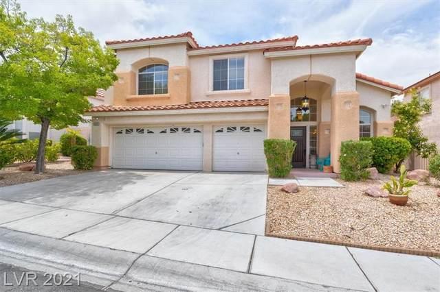 2325 Sunrise Meadows Drive, Las Vegas, NV 89134 (MLS #2303477) :: The Shear Team