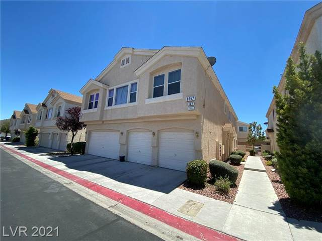 8657 Roping Rodeo Avenue #102, Las Vegas, NV 89178 (MLS #2303478) :: Jeffrey Sabel