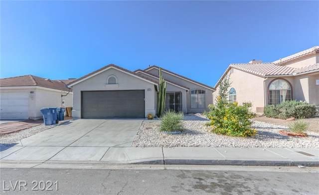 6062 Bing Cherry Drive, Las Vegas, NV 89142 (MLS #2303483) :: Hebert Group | Realty One Group