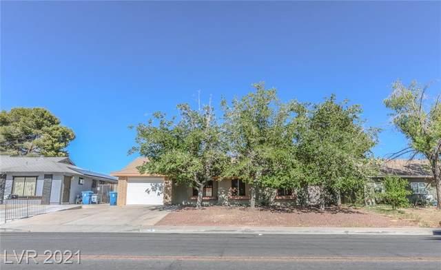 216 Page Street, Las Vegas, NV 89110 (MLS #2303486) :: Custom Fit Real Estate Group
