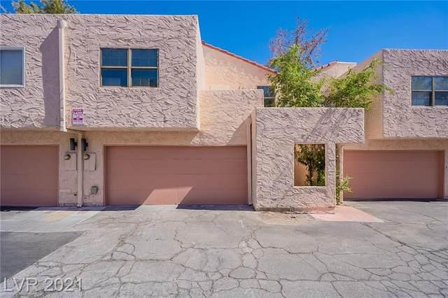 3378 Milenko Drive, Las Vegas, NV 89121 (MLS #2303500) :: Lindstrom Radcliffe Group