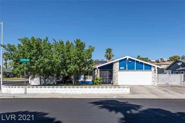 432 Lindy Drive, Las Vegas, NV 89107 (MLS #2303511) :: Hebert Group   Realty One Group