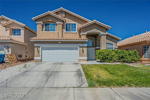 3813 Conough Lane, Las Vegas, NV 89129 (MLS #2303525) :: Lindstrom Radcliffe Group