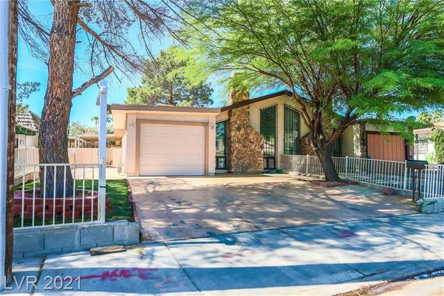 2789 Karen Avenue, Las Vegas, NV 89121 (MLS #2303535) :: Signature Real Estate Group