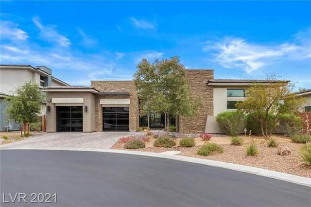 93 Glade Hollow Drive, Las Vegas, NV 89135 (MLS #2303543) :: Jeffrey Sabel
