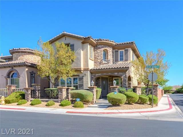 7702 Brisk Ocean Avenue, Las Vegas, NV 89178 (MLS #2303548) :: Lindstrom Radcliffe Group