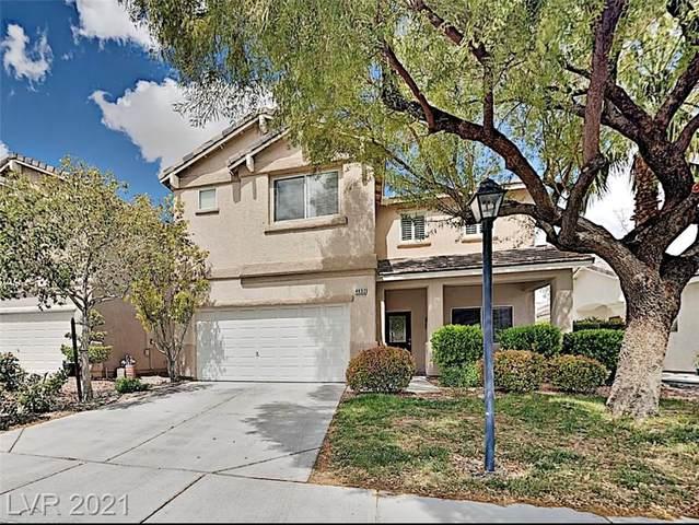 4832 Cascade Pools Avenue, Las Vegas, NV 89131 (MLS #2303559) :: The Shear Team